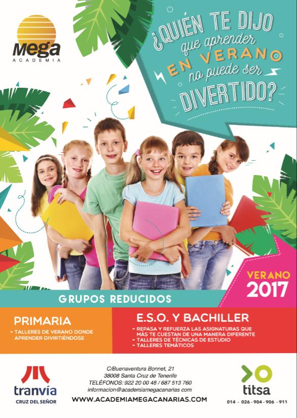 VERANO 2017 CLASES PARTICULARES